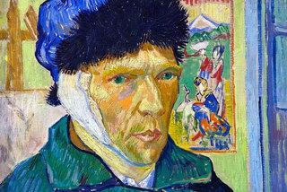 Bí ẩn cái tai bị xẻo của danh họa Van Gogh