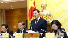 Quốc hội có 4 chủ nhiệm Ủy ban mới