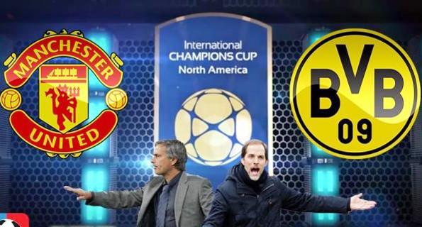 Mourinho bất lực, MU thảm bại trước Dortmund