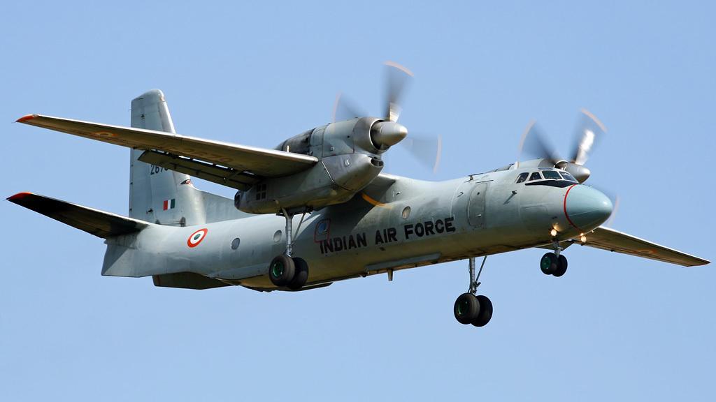 Máy bay mất tích, máy bay quân sự mất tích, máy bay biến mất, Antonov An-32, máy bay vận tải quân sự