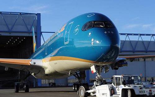 06 tháng Vietnam Airlines lợi nhuận 1.600 tỷ đồng