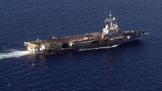 Pháp điều tàu chiến hạng nặng đi đánh IS
