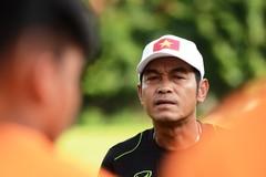 HLV Đinh Thế Nam nổi giận với cầu thủ U16 Việt Nam