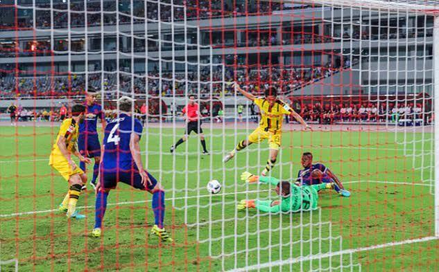 Video bàn thắng MU 1-4 Dortmund