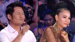Thu Minh 'trách' MC Phan Anh trên sóng trực tiếp VTV
