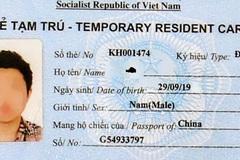 Trục xuất 66 người Trung Quốc làm việc không phép