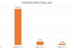 Bộ GD-ĐT giải thích lý do điểm Ngoại ngữ kỳ thi THPT quốc gia thấp