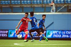 Video bàn thắng U16 Campuchia 0-3 U16 Thái Lan