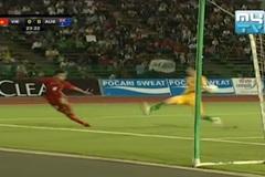 Trọng tài làm ngơ, U16 VN mất trắng quả penalty