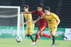 Video bàn thắng U16 Australia 3-3 U16 Việt Nam (pen 5-3)