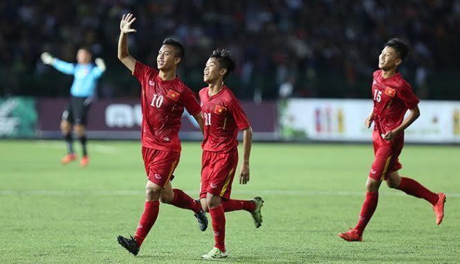 """5 tài năng U16 Việt Nam được """"khai quật"""" từ giải ĐNA"""