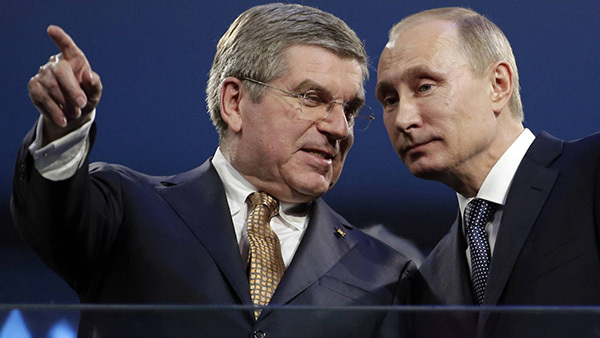 Nga, Olympic 2016, scandal doping