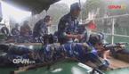 Bộ Tư lệnh Vùng Cảnh sát biển 1 diễn tập bắn đạn thật