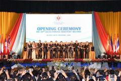Các ngoại trưởng ASEAN quan ngại tình hình Biển Đông