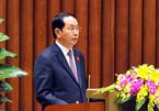Ông Trần Đại Quang tiếp tục được giới thiệu làm Chủ tịch nước
