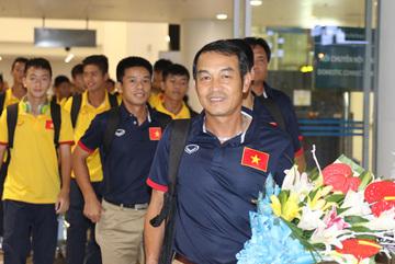 U16 Việt Nam được VFF thưởng lớn