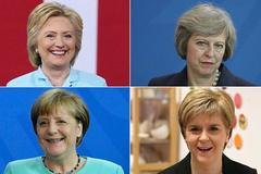 Vì sao các nữ chính khách quyền lực chọn kiểu tóc này?