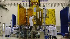 Ấn Độ: Dùng vệ tinh để tìm máy bay mất tích