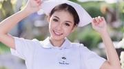 Ngắm vẻ đẹp thiên thần của cô nàng y tá xinh nhất Thái Lan