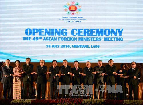 ASEAN, Biển Đông, Ngoại trưởng, Ngoại trưởng ASEAN, hội nghị Biển Đông, phán quyết Biển Đông, vụ kiện Biển Đông
