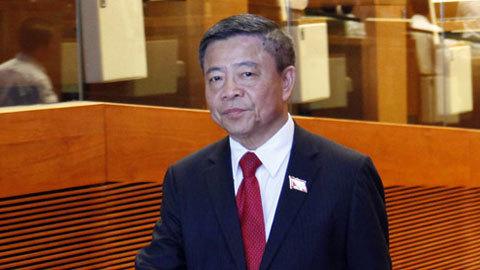 Ông Võ Kim Cự làm ủy viên Ủy ban Kinh tế