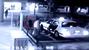 Tranh cãi clip bóng đen bí ẩn theo người đàn ông lên taxi