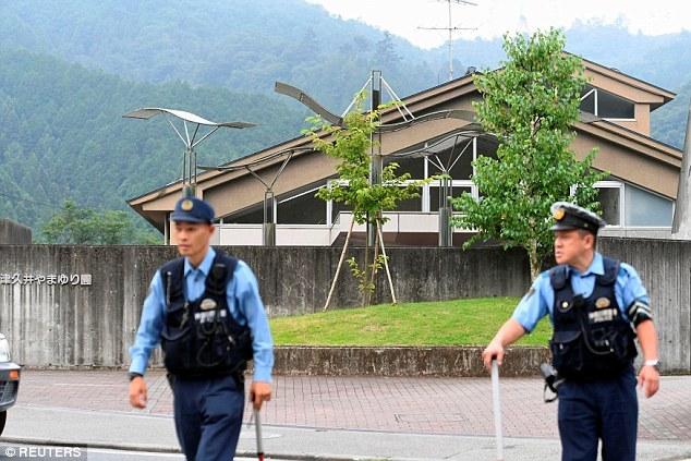 Đâm chém, thảm sát, Nhật Bản, trung tâm khuyết tật