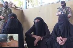 Lính IS giả gái đào ngũ