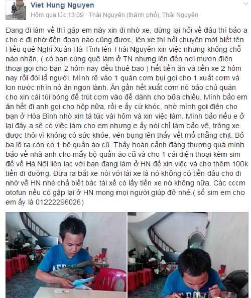 Chuyện bất ngờ giữa Thủ đô Hà Nội