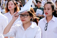 Hà Nội, Thanh Hóa, Nghệ An nhiều điểm 10 nhất nước