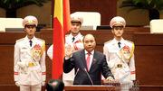 Thủ tướng Nguyễn Xuân Phúc tái đắc cử