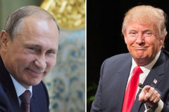 Trump muốn liên minh với Putin