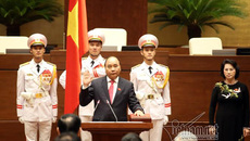 Thủ tướng dẫn lời Nguyễn Trãi trong phát biểu nhậm chức