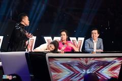 X-Factor: Giám khảo 'đại chiến'