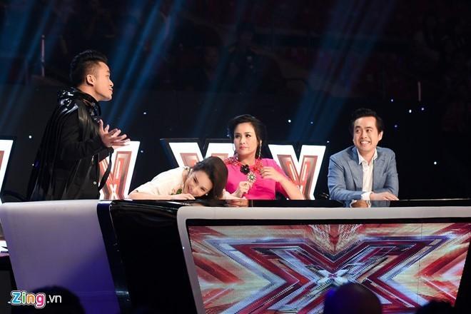 X-Factor, nhân tố bí ẩn, Thanh Lam, Tùng Dương, Dương Khắc Linh, Hồ Quỳnh Hương