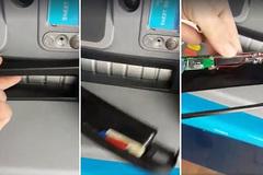 Phát hiện cây ATM bị gài thiết bị đọc trộm thẻ rút tiền