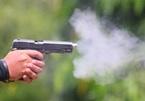 Súng cướp cò, đại úy CSGT trúng đạn