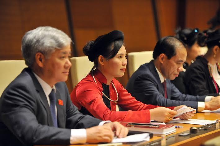 nhân sự cấp cao, Thủ tướng Nguyễn Xuân Phúc, cơ cấu chính phủ, Phó Chủ tịch nước Đặng Thị Ngọc Thịnh