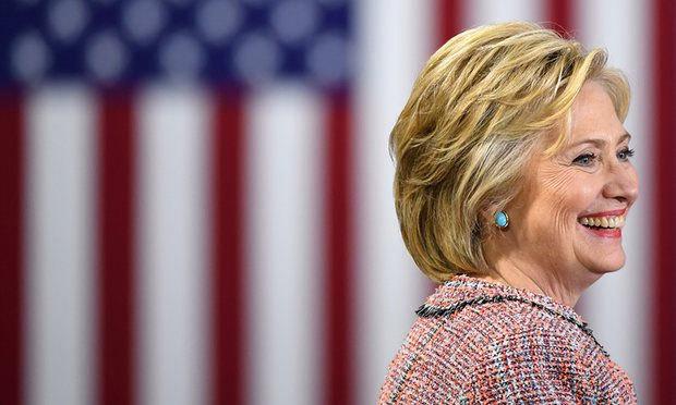 Hillary làm nên lịch sử