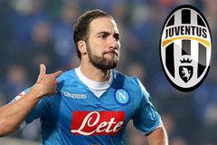 Bom tấn: Higuain gia nhập Juventus với giá 90 triệu euro