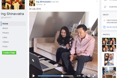 Tỷ phú Thaksin cám cảnh số phận trớ trêu dịp sinh nhật