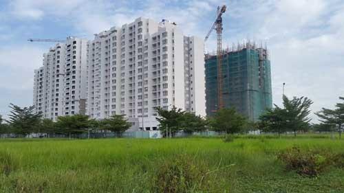 dự án thế chấp ngân hàng, mua nhà dự án bị thế chấp, môi giới bất động sản