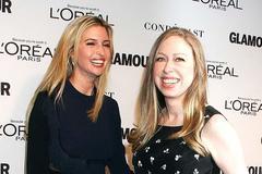 Hé lộ tình bạn giữa ái nữ hai nhà Trump, Clinton