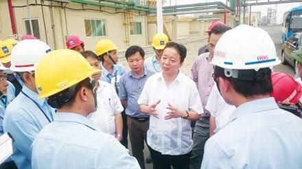 Bộ trưởng TN&MT là Chủ tịch Hội đồng giám sát Formosa