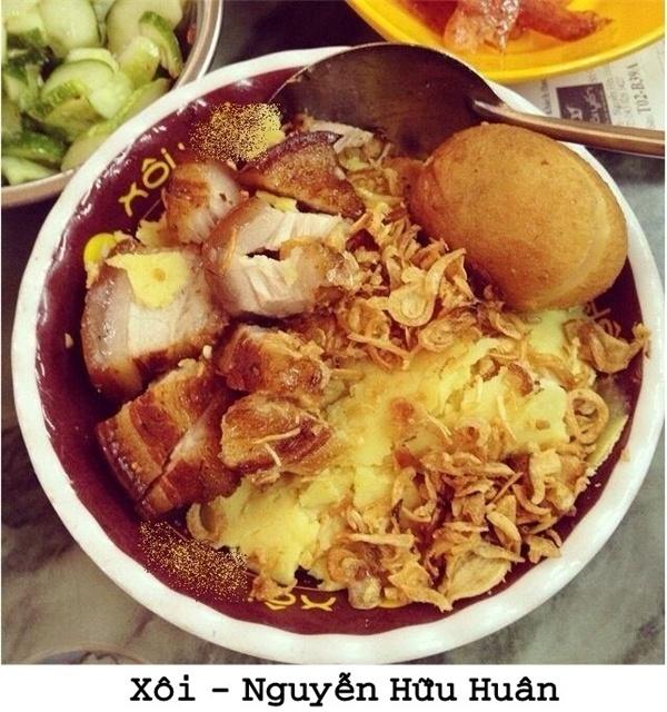 Gọi tên 36 phố phường qua những món ăn 'thần sầu'