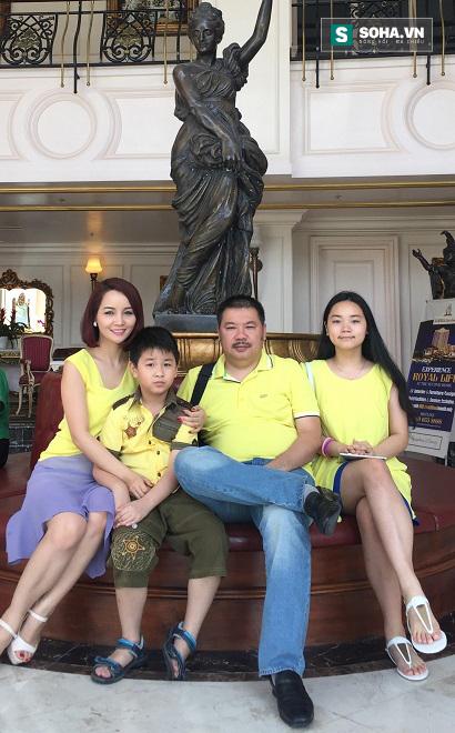 Mai Thu Huyền, diễn viên Mai Thu Huyền, Mai Thu Huyền nói về cuộc sống với đại gia