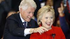 Bill Clinton kể chuyện tình với Hillary