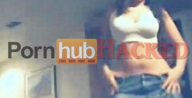 hacker, Pornhub, website đen, web người lớn