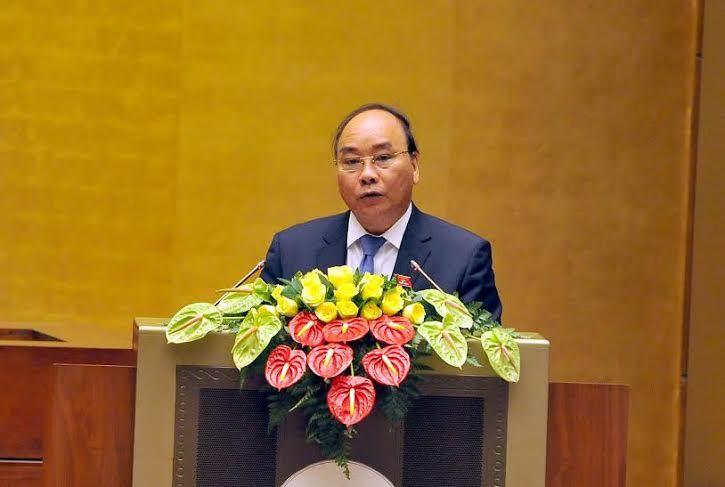 Chính phủ, Thủ tướng Nguyễn Xuân Phúc