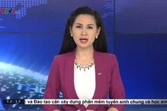 Nữ MC bản tin Thời sự 19h lọt đề cử ấn tượng VTV